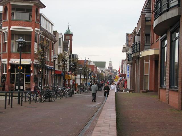 Noordwijk Netherlands  city photos : Noordwijk town center the Netherlands 2006 | Noordwijk aan Z ...
