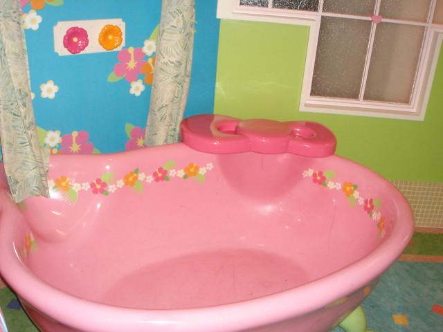 Kitty tub