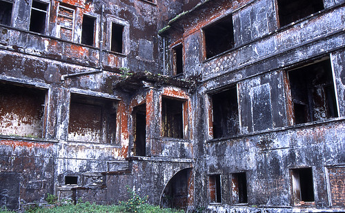 Ruined Bokor Hotel | by Forgotten Heritage