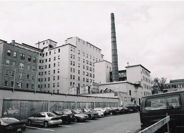 Old Halifax Infirmary Flickr
