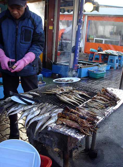 Seafood Market Near Panama City Beach