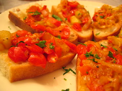 bruschetta | by tofu666