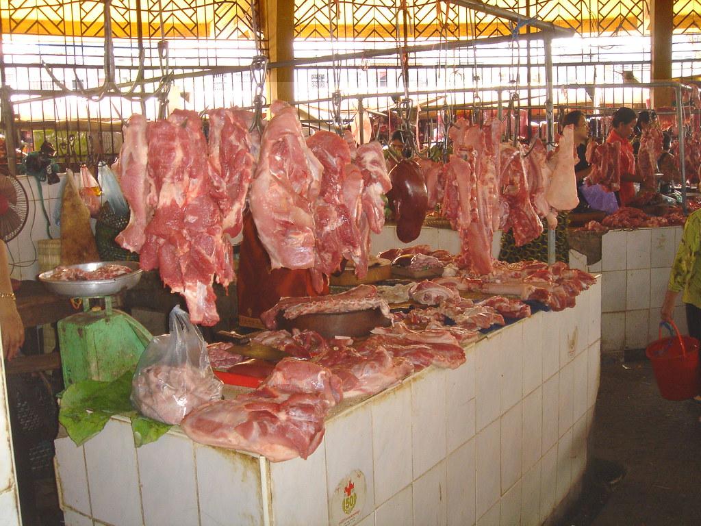 Butcher Phnom Phen