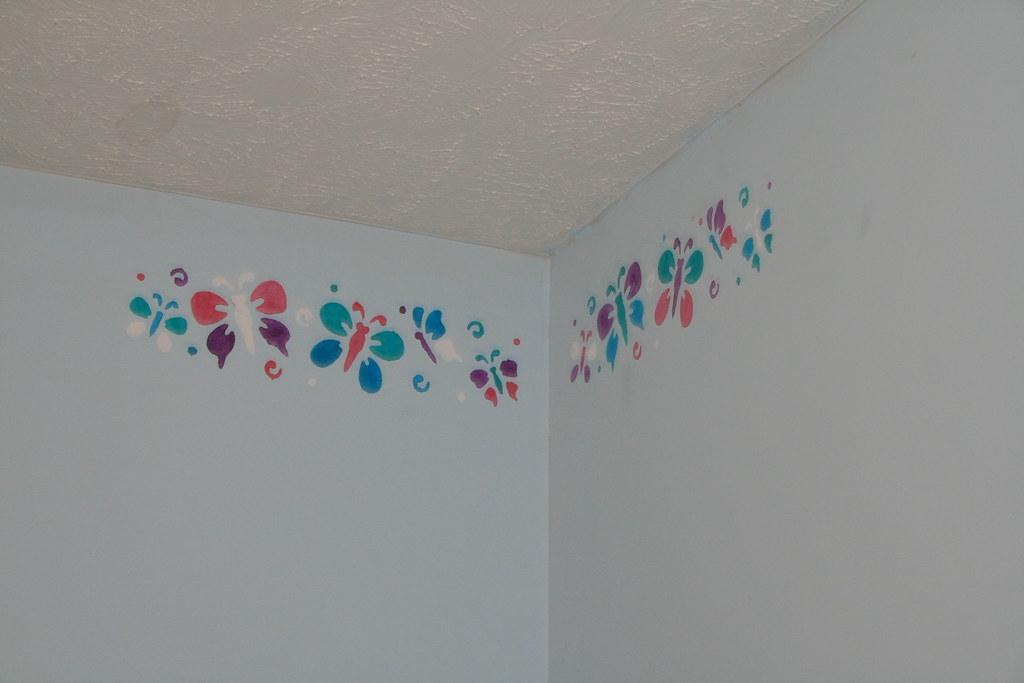Pale Blue Walls In Kitchen