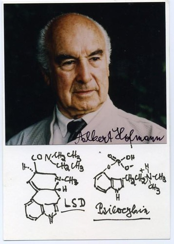 Albert Hoffman lsd psilocybin | by strikerr