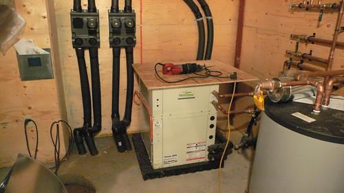 Geothermal Heat Pump Vs Natural Gas