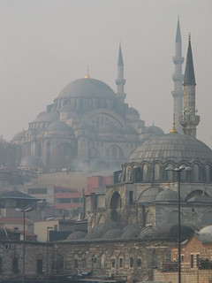Some mosques in Istanbul | by Begemot