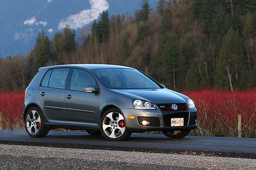 2007 Volkswagen Gti 2007 Volkswagen Gti 4 Door Russell