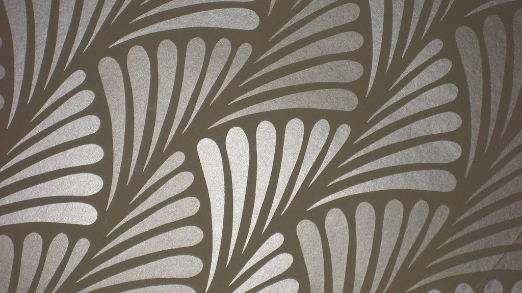 Art deco wallpaper christophers new wallpaper in the hall flickr art deco wallpaper by dave luis voltagebd Images