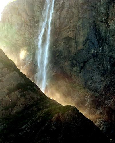 pissing mare falls