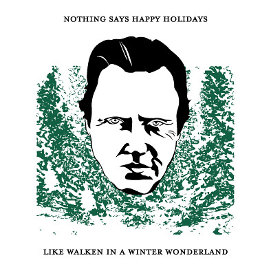 walken in a winter wonderland | by mdiactrl