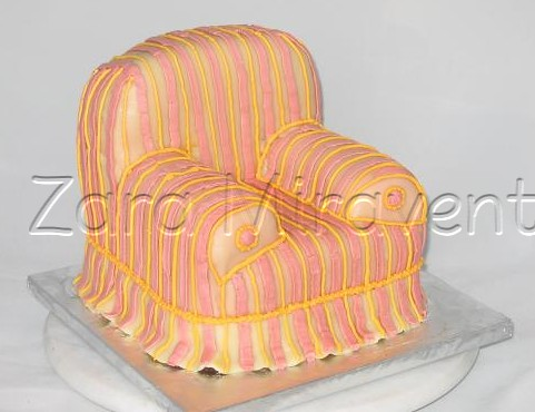 Chair Cake Zara Miravent Flickr