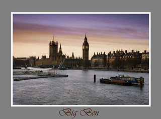 big ben | by London professional photographer.