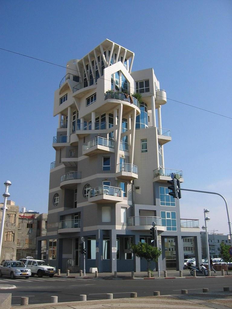 Best Bauhaus Buildings Tel Aviv