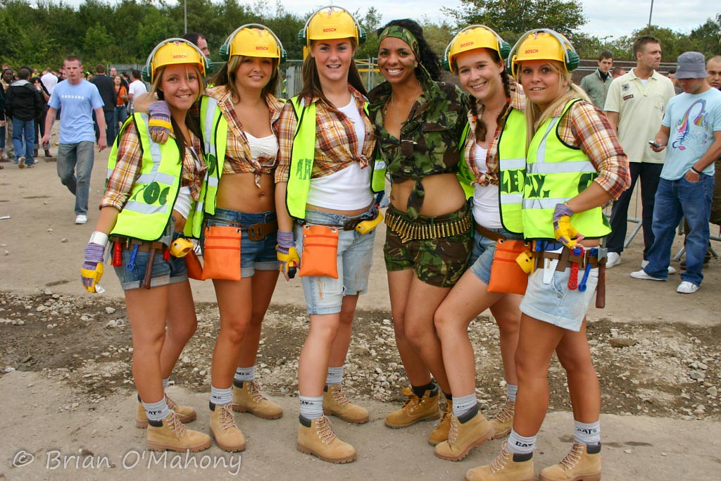 All female construction workers are lesbian 8