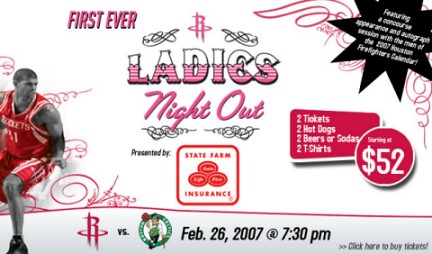 ladies night out | by basketbawful
