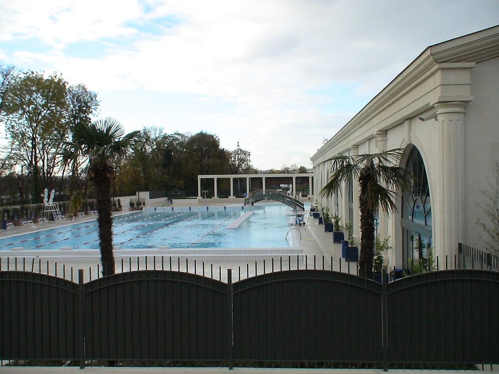 ... Puteaux Ile De Puteaux Palais Des Sports La Piscine For Piscine Ile De  Puteaux ...
