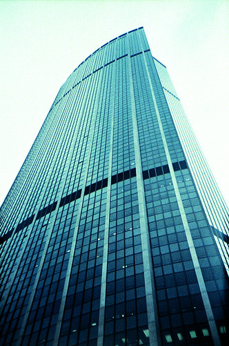 ONE DAY in PARIS (ODiP): Tour Maine Montparnasse, Paris | by lomoD.xx