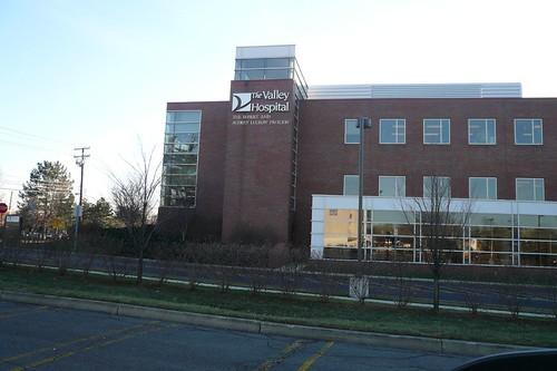 Valley Hospital Ridgewood Food Service