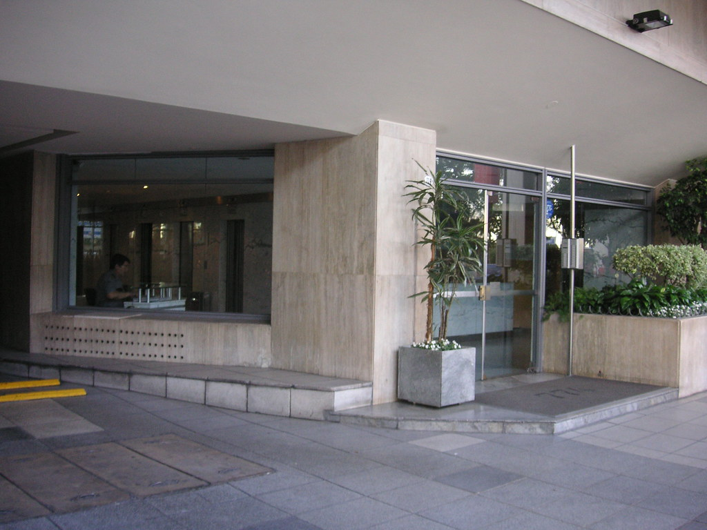 apartment building entrance beatrice murch flickr. Black Bedroom Furniture Sets. Home Design Ideas