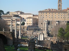 VIew Of The Forum From The Hill | by fredwilson