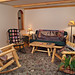 Cedar Cottage Living Room1