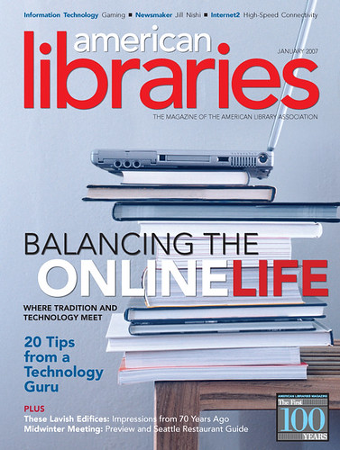 """American Libraries"" - January 2007 