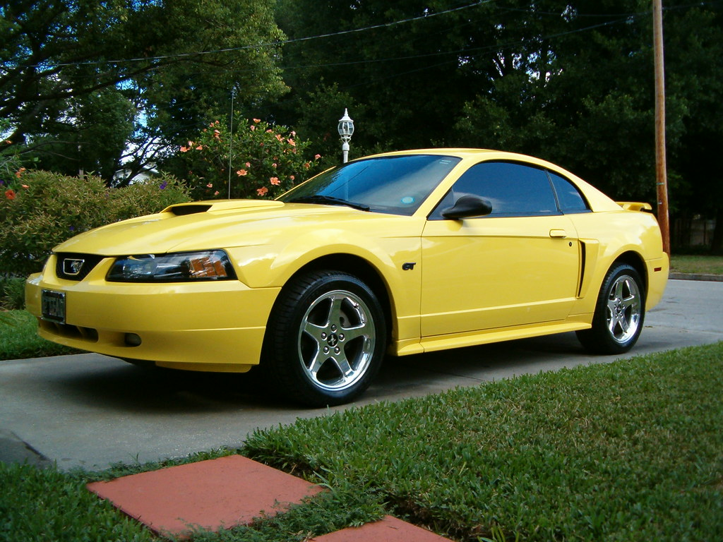 2003 mustang gt by jeff henry
