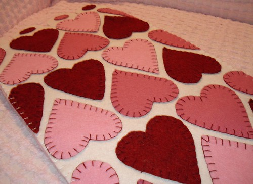 Valentines Penny Rug | by Norththreads