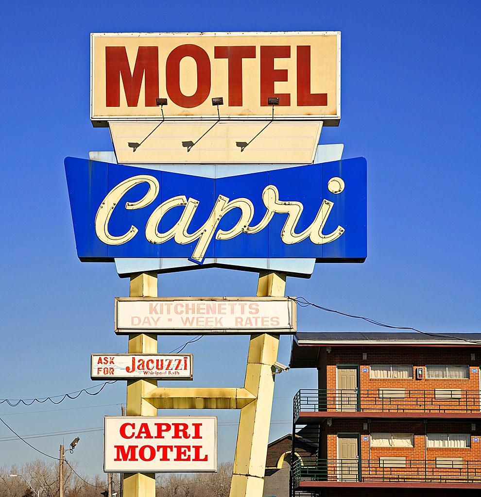 CAPRI MOTEL - Hotel Reviews (Wathena, KS) - TripAdvisor