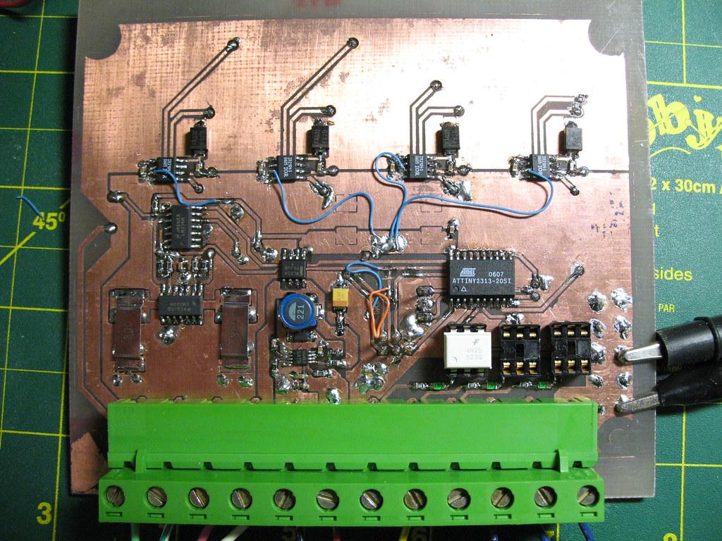 Bipolar stepper motor driver a high power bipolar for High power stepper motor