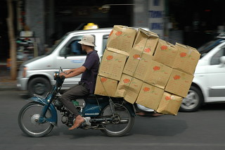 Bike of Burden in Vietnam | by graeme_newcomb
