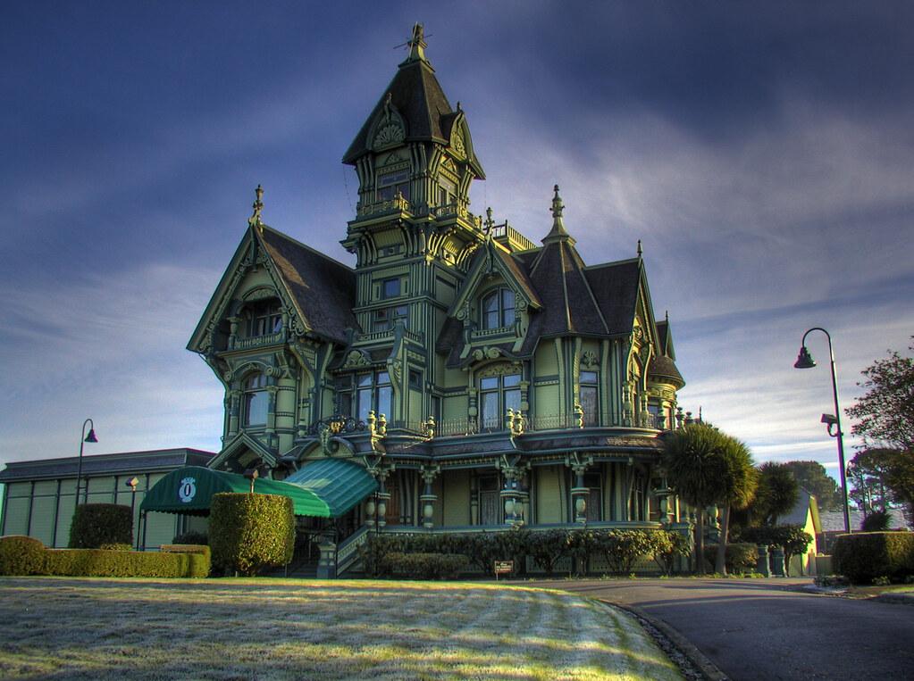 360301379 on Carson Mansion Eureka California