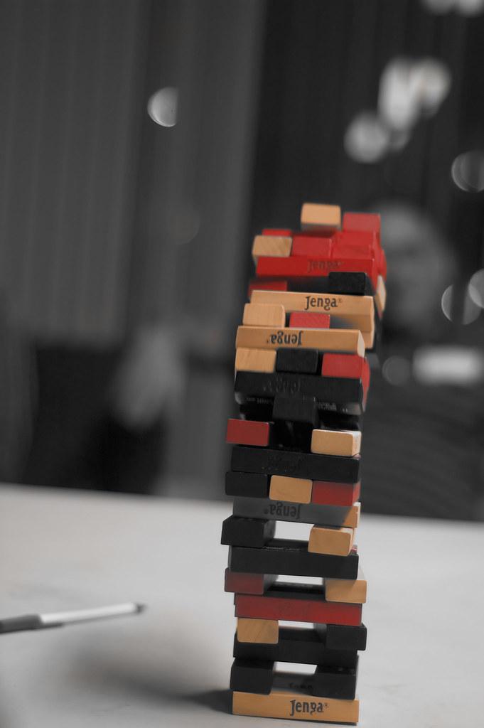 Truth-or-Dare Jenga | We had a regular boardgame bonanza ...
