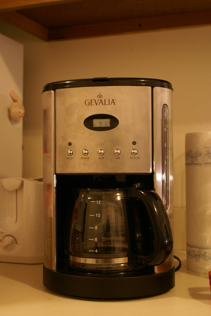 Gevalia Coffee Maker For Two Instructions : Gevalia Coffee Maker - USD 40 About 3 months old. w/ timer an? Flickr