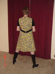 Ikea Mod Dress, Back | by A Serine