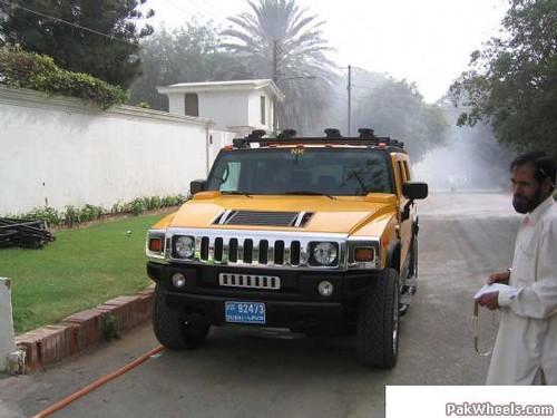 Hot Cars In Pakistan Hummer Ali Flickr
