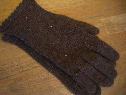 cashmere gloves | by chanachang