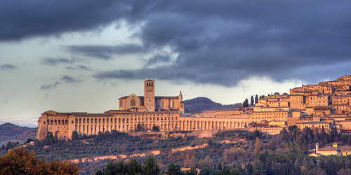 Assisi | by Roby Ferrari