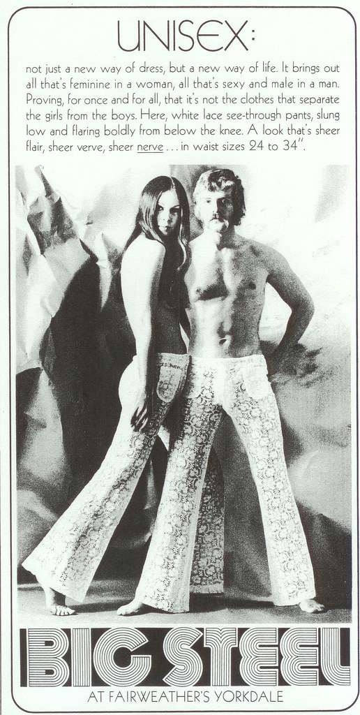 Vintage Ad #118 - Matching Pants