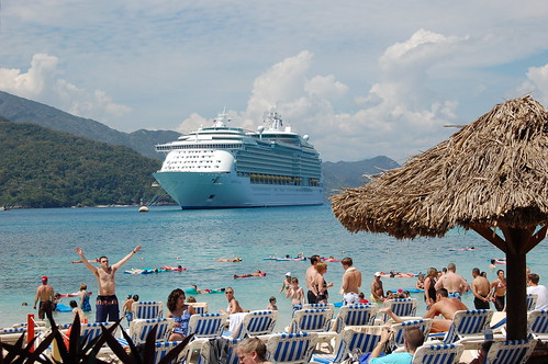 Mariner of the Seas Moored in Labadee | by Haole Punk