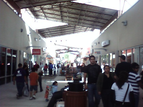 Outlet Mall In Mercedes Texas We Went To Visit The