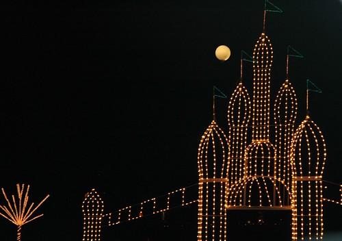 Moonlit Palace Galaxy Of Lights 2006 Huntsville