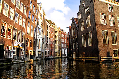 Venetian Canals in Amsterdam | by Stuck in Customs