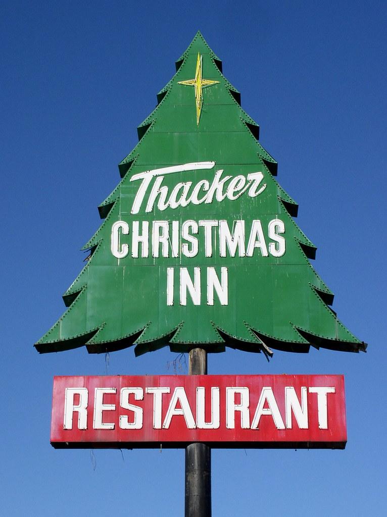 K Thacker Christmas Inn | by Jacob...K - Thacker Christmas Inn Somewhere In TN Jacob Flickr