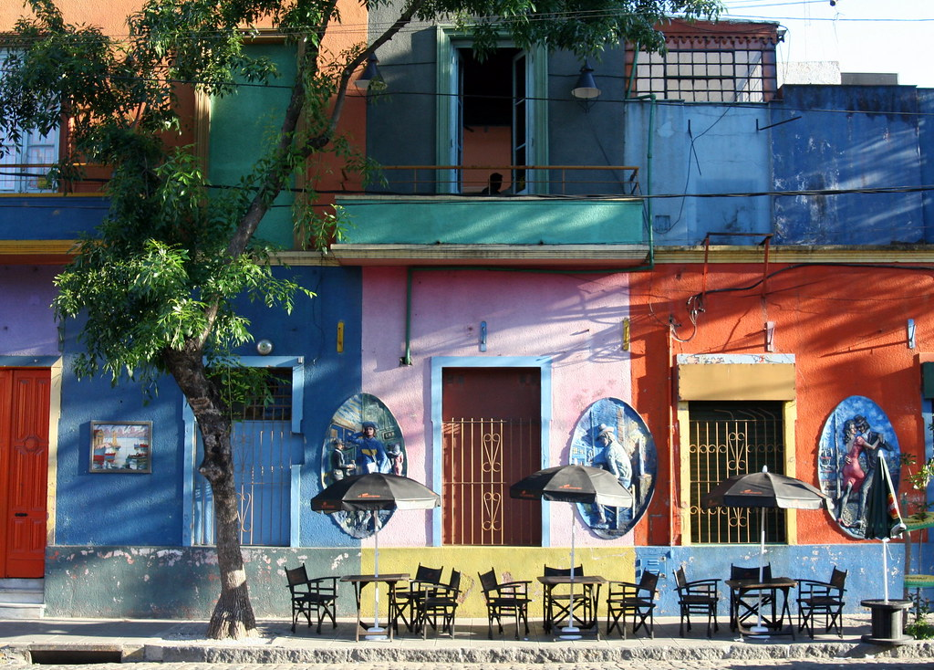 What To See And Do In La Boca Buenos Aires