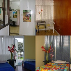 collage La Pampa Hostel san Jose Costa rica | by hotelcapitalcr