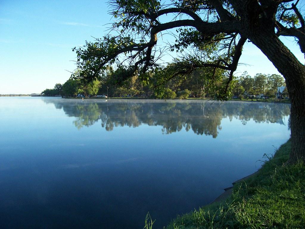 Laguna de Navarro | En Navarro, cuando acampamos con los ...