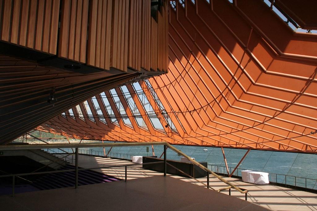 Inside Sydney Opera House Rob Chandler Flickr