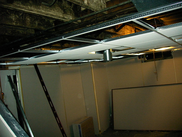 basement heating duct and ceiling flickr photo sharing